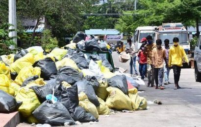 Coronavirus | India witnesses Surge in COVID 19-related biomedical waste