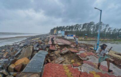 Cyclone Yaas pummels Odisha-Bengal coasts; four dead, over 20 lakh evacuated