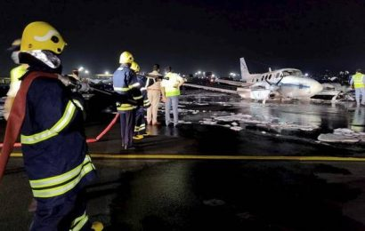 DGCA orders safety audit after charter plane makes emergency belly landing in Mumbai