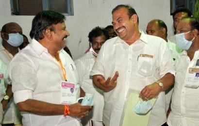 DMK makes a clean sweep of Tiruchi