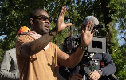 David Oyelowo fulfils his passion for directing with Water Man