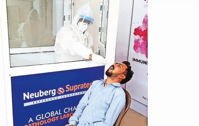 Demand high in Gujarat: Diagnostic blood test kits running short