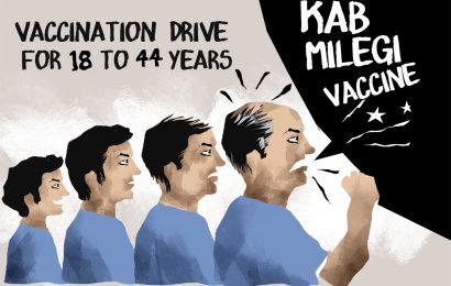 Dom's Take: Kab Milegi Vaccine!