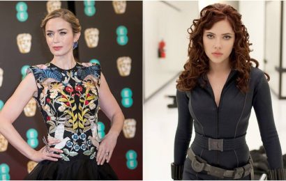 Emily Blunt was the first choice to play Marvel's Black Widow, here's why the role went to Scarlett Johansson