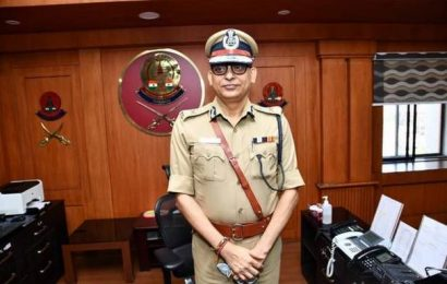 Enforcing lockdown, law and order are priorities in Chennai, says new police commissioner