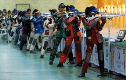 European C'ship: India's Olympic-bound shooters to shoot in MQS on Monday