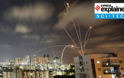 Explained: How Israel's Iron Dome intercepts rockets