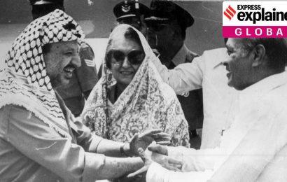 Explained: India, Israel and Palestine