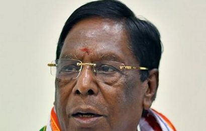 Former Puducherry CM expresses concern over increasing COVID-19 deaths