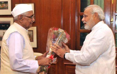 Former Rajasthan CM Jagannath Pahadia dies of Covid-19