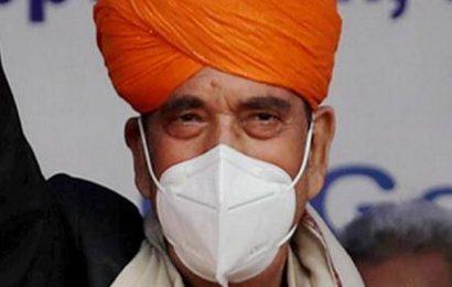 Ghulam Nabi Azad suggests ways to increase vaccine manufacturing