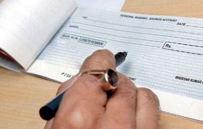 Govt may drop plan to decriminalise cheque bounce offences