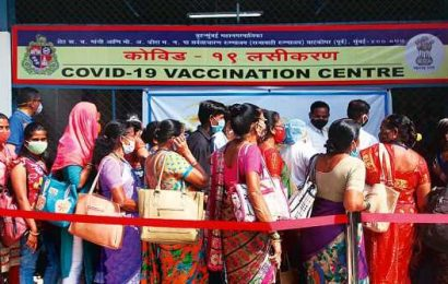 Gujarat: Vaccination drive suspended again, to resume on May 20
