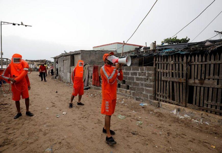 Gujarat evacuates over 2 lakh from coastal belt before cyclone Tauktae