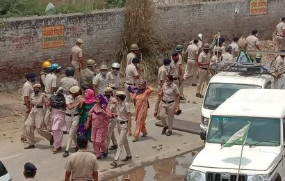 Haryana CM's Hisar visit marked by clashes between farmers and police, several injured