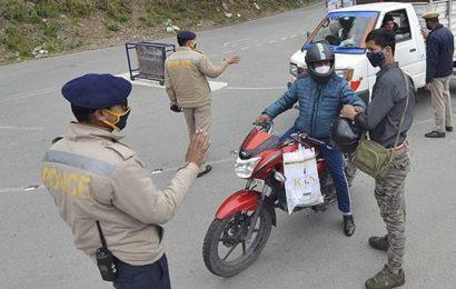 Himachal Pradesh cops lodge FIR against bogus e-pass applicants