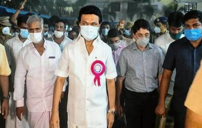 Hoping for a sweep, DMK settles for victory