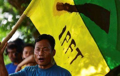 IPFT 24-hour strike starts peacefully in Tripura ADC
