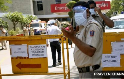 In a first, dedicated hospital for Delhi Police personnel, their families