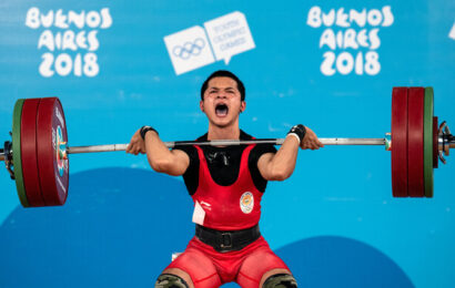 Indian teen lifter likely to miss continental quota for Olympics