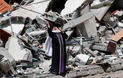 Israeli airstrikes on Gaza kill at least 26, flatten three buildings; OIC leaders hold emergency meet