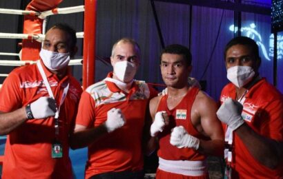 It felt like I beat the virus: Shiva Thapa talks about record 5th Asian medal