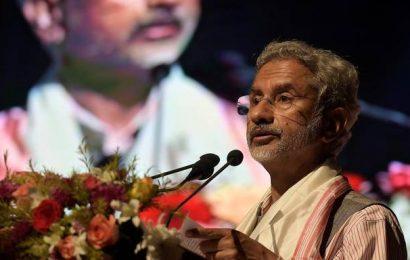 Jaishankar talks of 'dishonoured commitments' during COVID-19