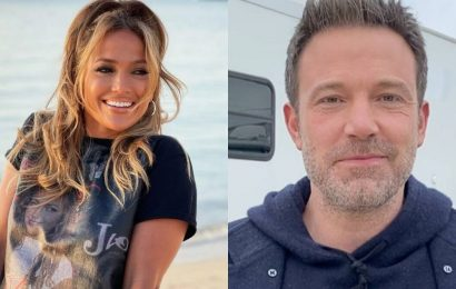 Jennifer Lopez and Ben Affleck spark dating rumours as they vacation together in Montana