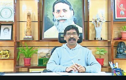 Jharkhand CM: Covid-19 a national problem, but states left to themselves