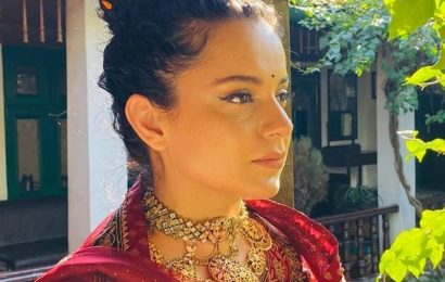 Kangana Ranaut shares her Covid-19 negative report on Instagram, says 'demons' were questioning her