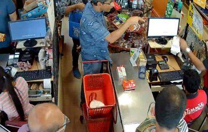 Karnataka doctor refuses to wear mask in supermarket, booked