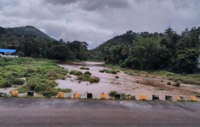 Kerala rains: Water level in Idukki dam remains low