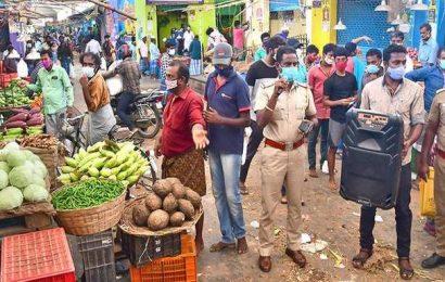 Koyambedu merchants want business hours extended