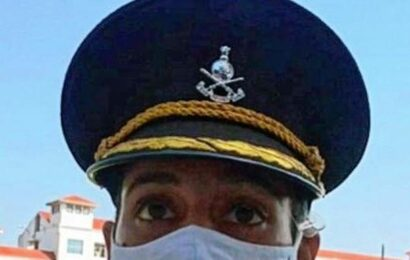 Lt. Nikita Kaul, wife of officer killed in Pulwama, joins Army
