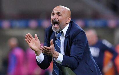 Luciano Spalletti succeeds Gennaro Gattuso as Napoli head coach
