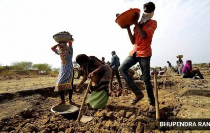 MGNREGS demand in April nearly doubled over last year