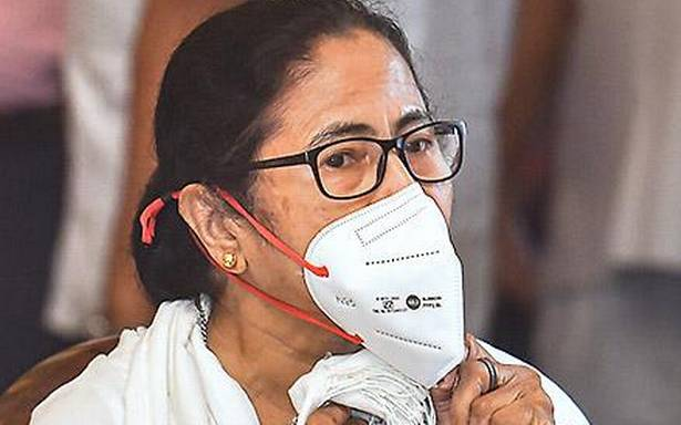 Mamata conducts aerial survey of cyclone-hit areas in Bengal