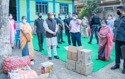 Manipur to provide financial assistance to children who lost their parents to Covid
