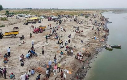 Media reports of corpses in Ganga agenda-driven: RSS