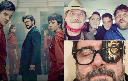 Money Heist 5: Lisbon, Denver, Berlin, Ángel and others tease unseen shoot and BTS photos