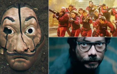Money Heist 5 teaser: The Professor as hostage to Linkin Park's In The End, top 5 moments of the video