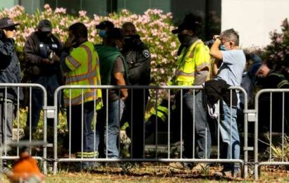 Multiple deaths in shooting at San Jose railyard in United States, says official