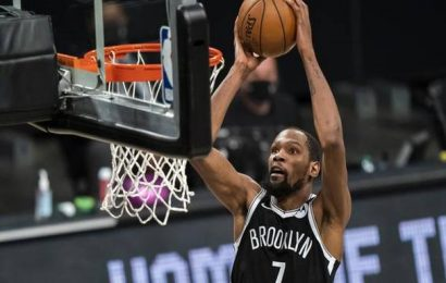 NBA | Durant leads Nets to a facile win