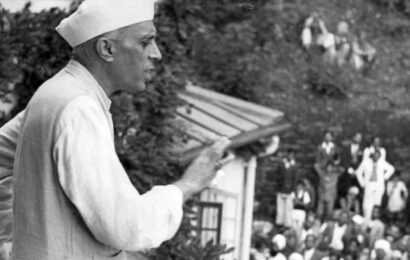 'Nehru was eclectic, and brilliant'
