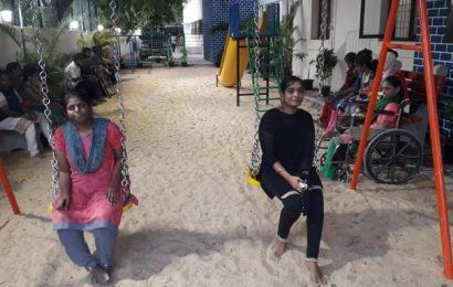 Nethrodaya opens a park for the visually-impaired in Chennai