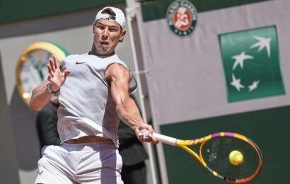 No one is invincible: Nadal