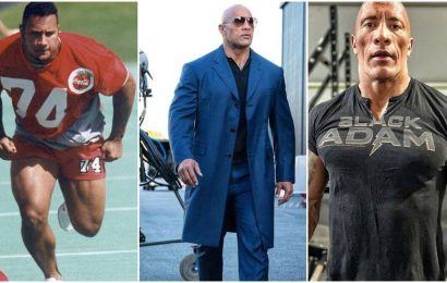 On Dwayne Johnson's birthday, can you smell what The Rock is cooking?