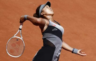 Osaka fined after opening win, warned of expulsion from French Open