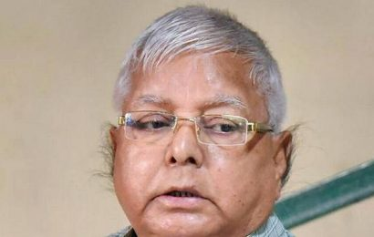 Out of jail, Lalu Prasad holds first 'virtual' interaction with party workers