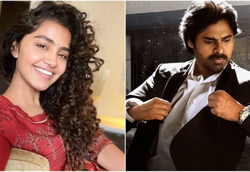 Pawan Kalyan fans troll Anupama Parameswaran after she praises Vakeel Saab, here's why